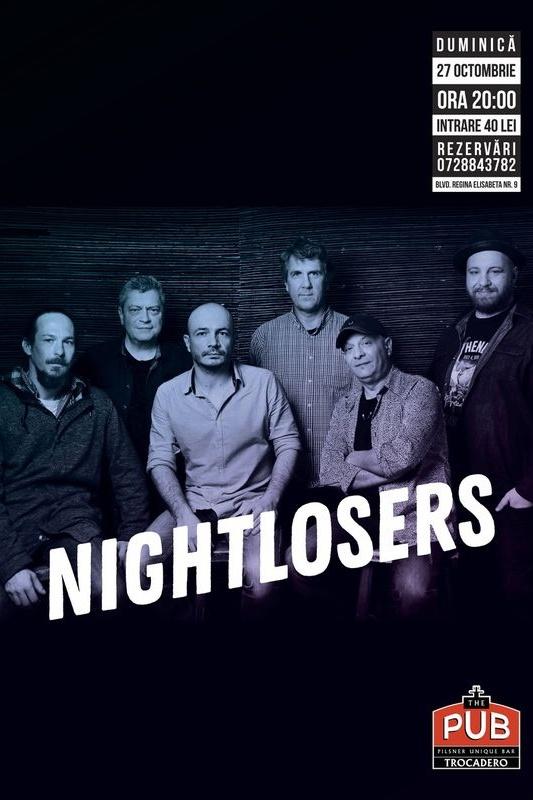 Nightlosers la The Pub - Universității