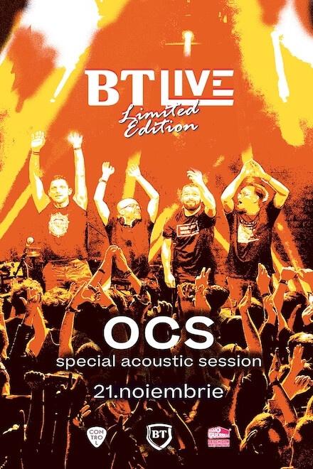 OCS - BT Live Limited Edition la Club Control