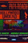 Papa Roach și Hollywood Undead