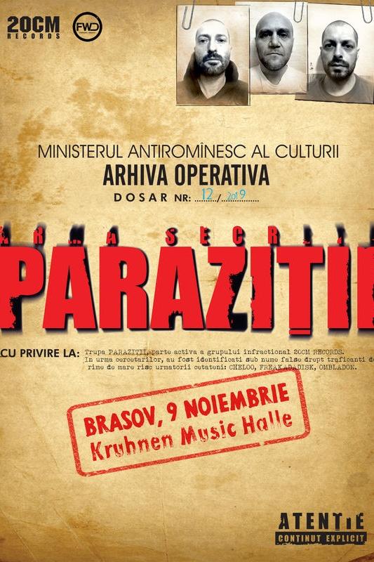 Paraziții -
