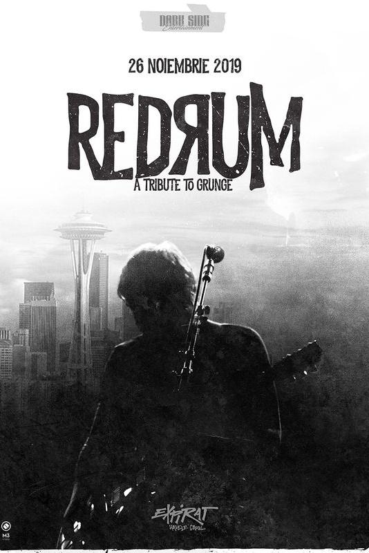 Redrum - A Tribute To Grunge la Expirat Club