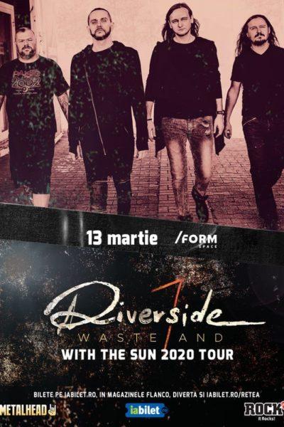 Poster eveniment Riverside