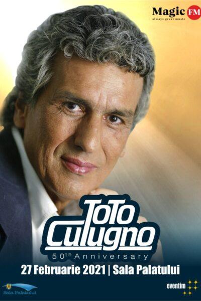 Poster eveniment Toto Cutugno