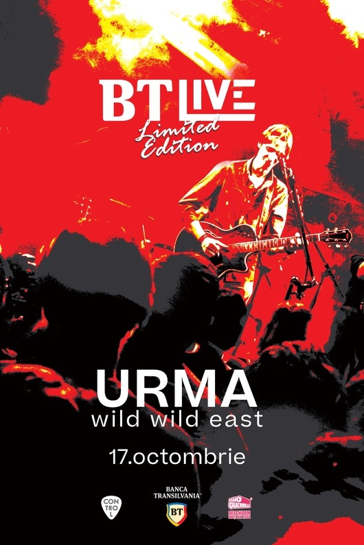 URMA - BT Live Limited Edition la Club Control