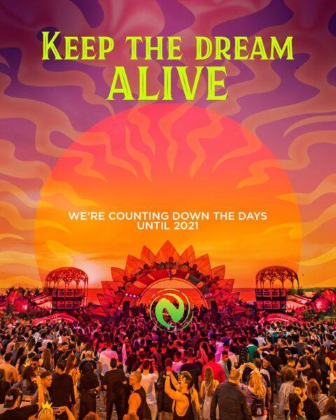 Poster eveniment Neversea 2020