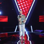 George Aghinea la audițiile pe nevăzute de la Vocea României 2019