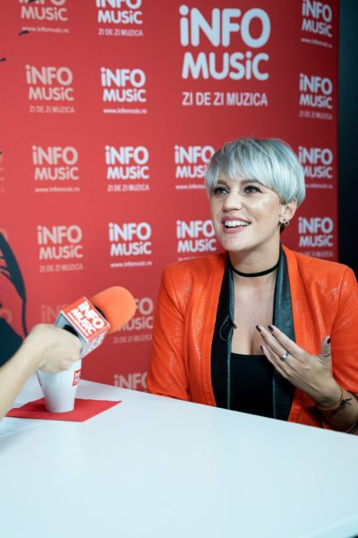 Eliza G - interviu InfoMusic