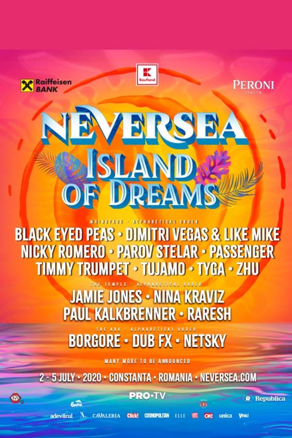Neversea 2020 la Neversea Beach