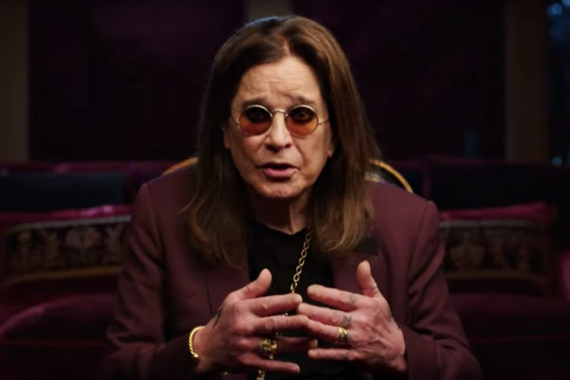 Ozzy Osbourne (screenshot YouTube)