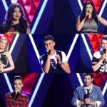Concurenții care au întors scaunele în cel de-al șaselea episod Vocea României 2019