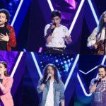 Concurenții care au întors scaunele în cel de-al șaptelea episod Vocea României 2019