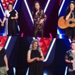 Concurenții care au întors scaunele în cel de-al optulea episod Vocea României 2019