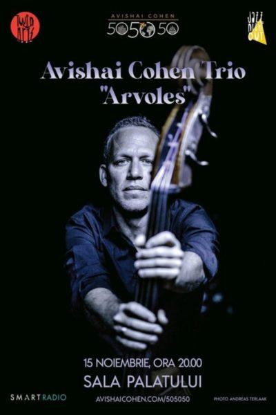 Poster eveniment Avishai Cohen