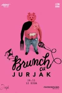 Brunch cu Jurjak la Expirat Club