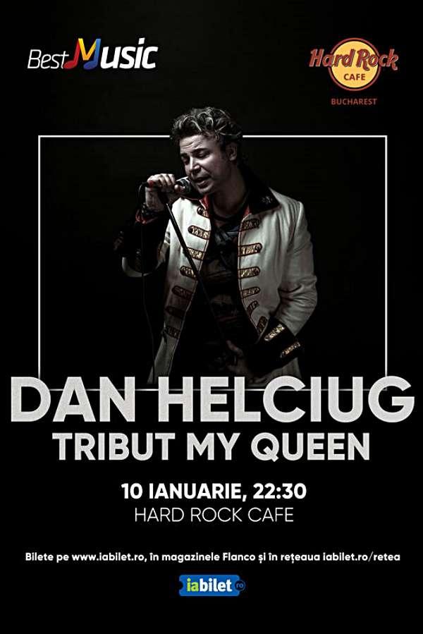 Dan Helciug - My Queen la Hard Rock Cafe
