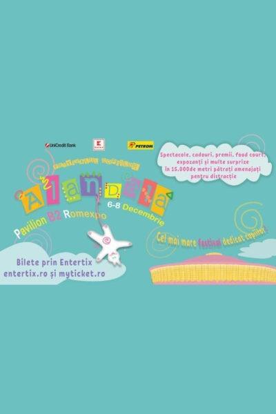 Poster eveniment Festivalul Alandala