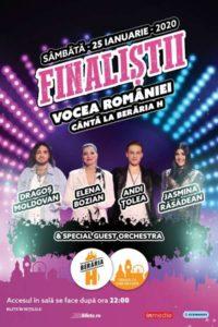 Finaliștii Vocea României 2019