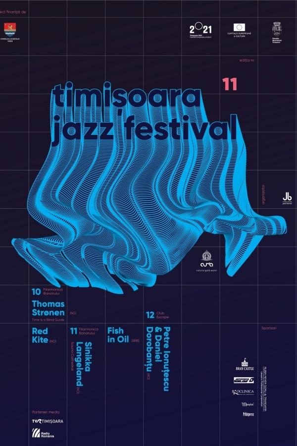 Timișoara Jazz Festival 2019 la Filarmonica Banatul din Timișoara