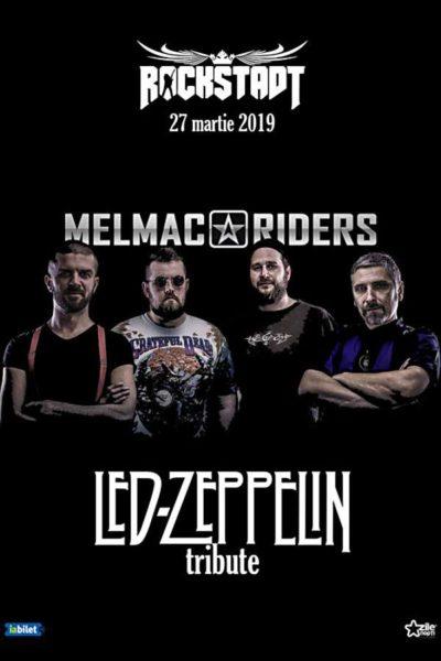 Poster eveniment Led Zeppelin Tribute