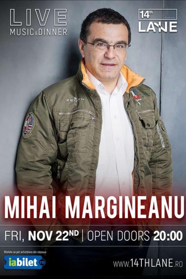 Mihai Mărgineanu la 14thLANE