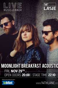 Moonlight Breakfast la 14thLANE