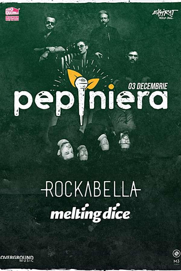 Pepiniera: Rockabella & Melting Dice la Expirat Club