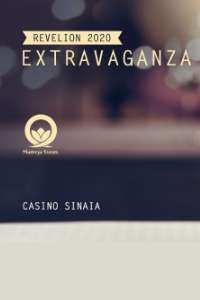 Revelion Extravaganza 2020 la Casino Sinaia