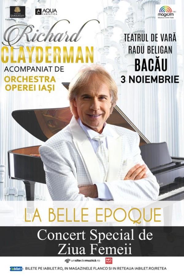 Richard Clayderman - La Belle Epoque la Teatrul de Vară