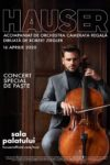 Concert Stjepan Hauser la București pe 16 aprilie 2020