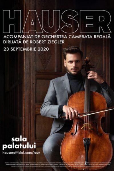 Poster eveniment Stjepan Hauser