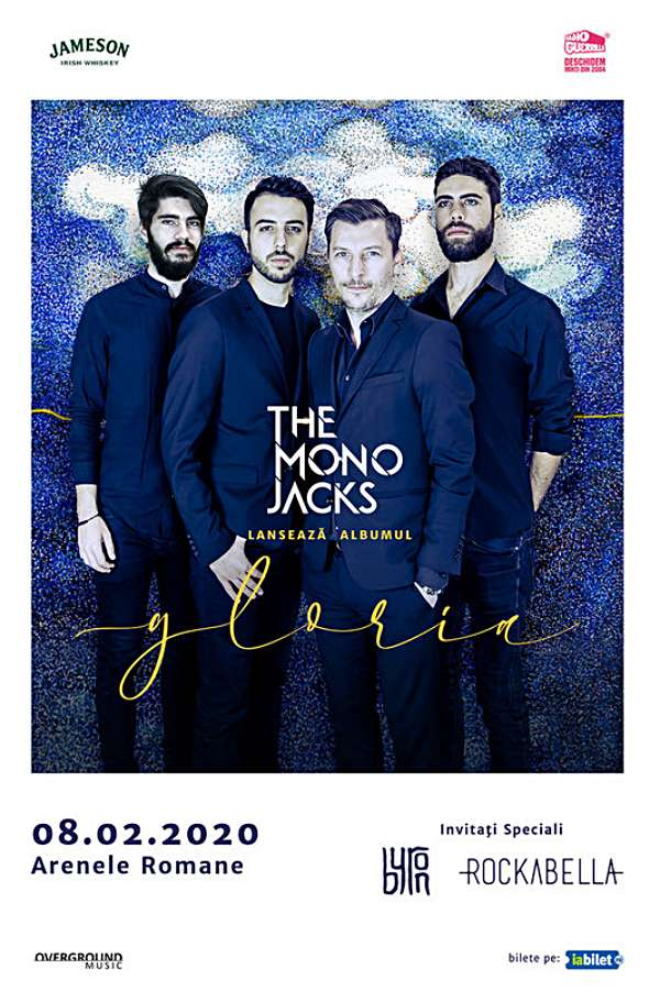 The Mono Jacks - lansare album la Arenele Romane