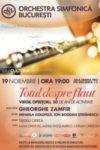 Totul despre flaut - Orchestra Simfonică București