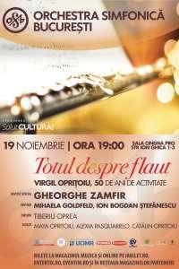 Totul despre flaut - Orchestra Simfonică București la CinemaPro