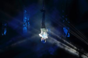 Andrew Basso, The Escapologist Upsideown, Witness the Impossible Marquis Theatre