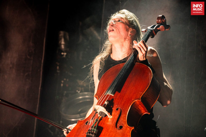 Apocalyptica în concert la Arenele Romane pe 29 octombrie 2019