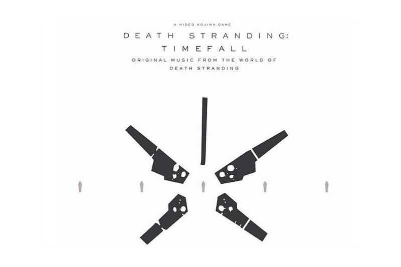 Coloana sonora joc Death Stranding PS4