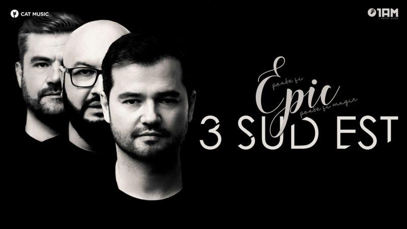 Coperta single 3 Sud Est Epic