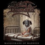 Coperta Single King Diamond Masquerade of Madness