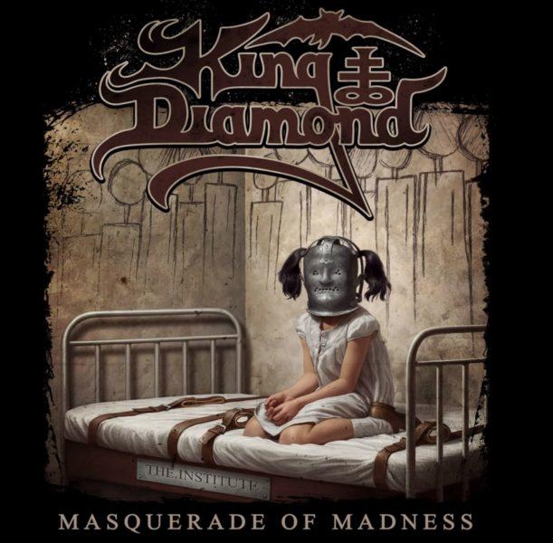 Coperta Single King Diamond Masquerade of Madness