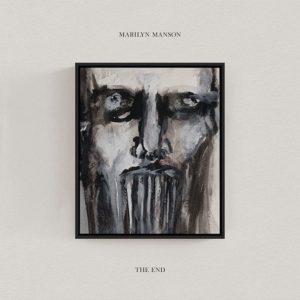 Coperta single Marilyn Manson The End