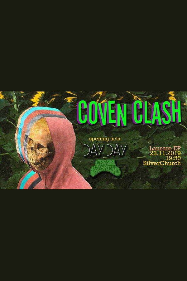 Coven Clash la The Silver Church