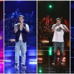 Cvartetul din echipa Smiley - knockout Vocea României 2019