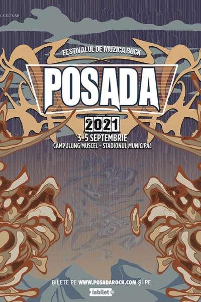 Poster eveniment Posada Rock 2021