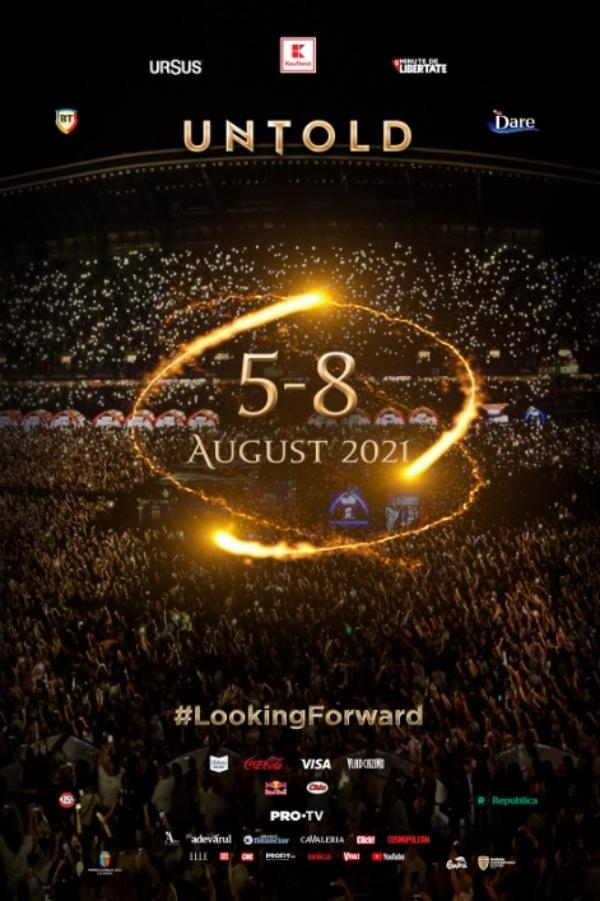 UNTOLD Festival 2021 la Cluj Arena