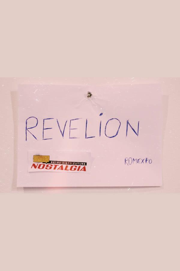 Revelion NOSTALGIA la Romexpo