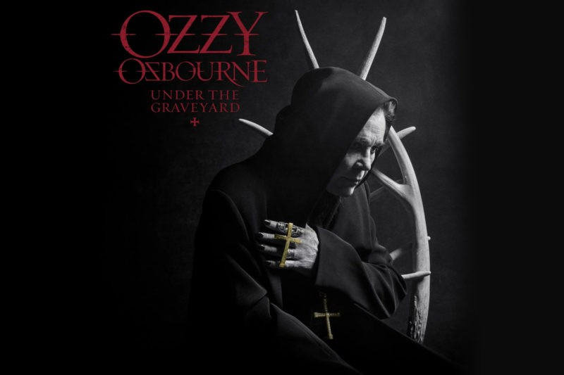 Coperta single Ozzy Osbourne Under the Graveyard