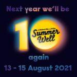 Poster Summer Well 2021