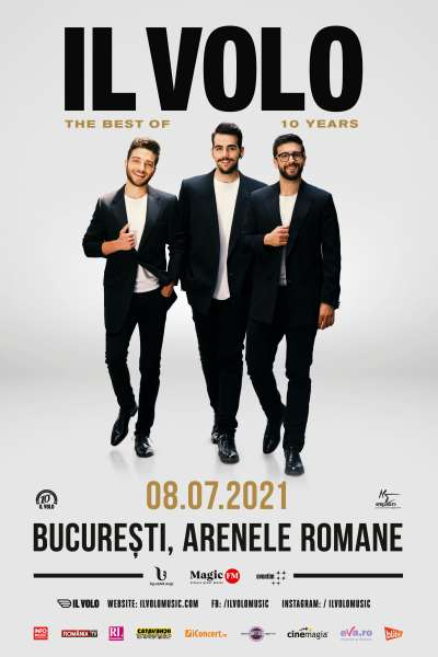 Poster eveniment Il Volo