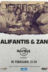 Nicu Alifantis & ZAN