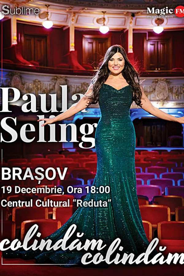 Paula Seling - Colindăm, Colindăm la Centrul Cultural Reduta